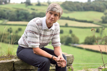 Sustainable Medicine author Dr Sarah Myhill