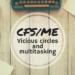CFS/ME – Vicious circles and multitasking