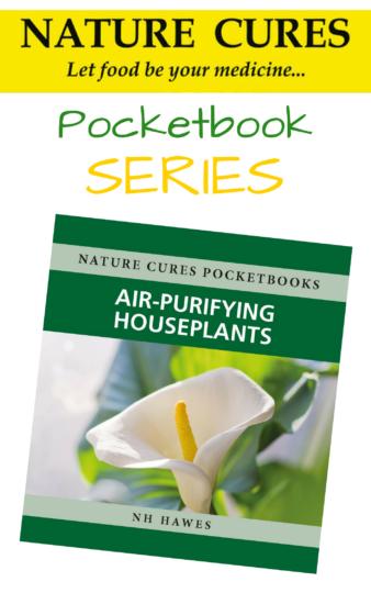 Pocketbook series air purifying houseplants 2