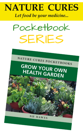Pocketbook series health garden
