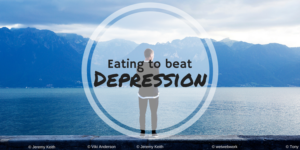 Eat to beat depression for World Health Day