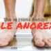 The reasons behind Male Anorexia